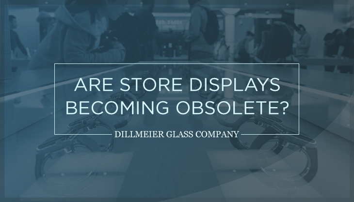 Are Store Displays Becoming Obsolete?