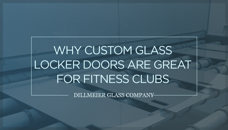 Why Custom Glass Locker Doors Are Great for Fitness Clubs